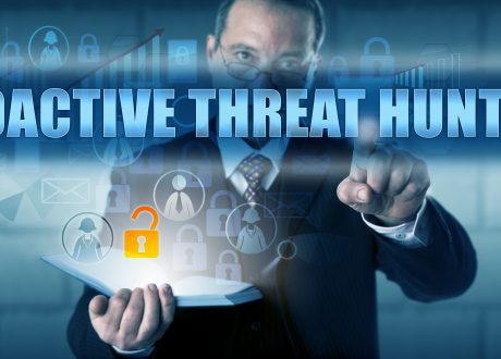 Director Touching PROACTIVE THREAT HUNTING